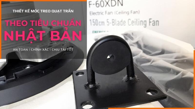 móc treo quạt trần an toàn không cách làmgia công móc treo quạt trần theo tiêu chuẩn nhật bản