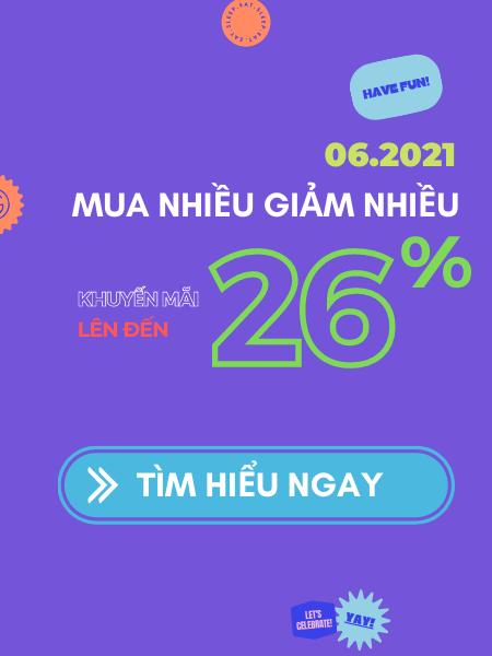 khuyến mãi quạt trần mini hillter 6 2021
