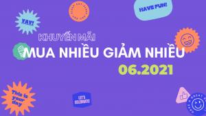 khuyến mãi quạt trần mini hillter tháng 06 2021